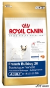 Royal Canin French Bulldog Adult 1.5Kg